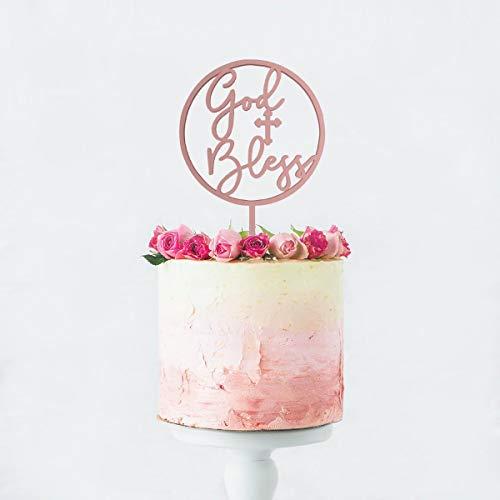 r Religi?s Cake Topper Kreuz Cake Topper Taufe Cake Topper Kommunion Cake Topper Taufe Cake Topper ()