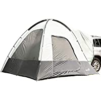 Skandika Pitea SUV Tent 4 Person Man, Vehicle Car Awning Extension, Freestanding 300x300cm in size with 220cm Height & Sewn-In Groundsheet