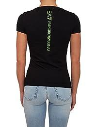 es Armani Camisetas Blusas Tops Emporio Amazon Y Mujer Ropa wxTn7qS
