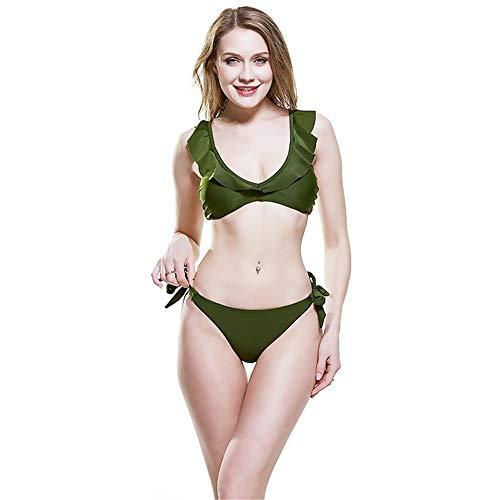ad9fa67b57 Maillots De Bain Femmes Européennes Et Américaines Mode Vacances À La Plage  Licol Floral Sexy Mode