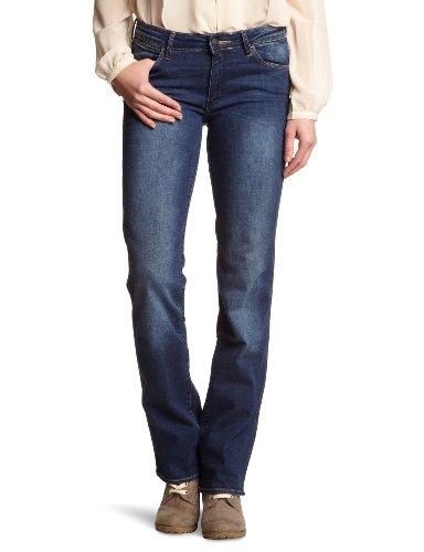 wrangler-damen-straight-leg-jeanshose-sara-blau-scuffed-indigo-18-27w-34l