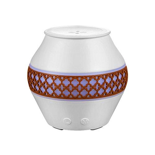 FragrantSpace®- Diffuseur d'arôme Intelligent power off Mute Lantern Ultrason Plug in chambre de pulvérisation Bureau de ménage Lampe à huile essentielle Fragrance lampe humidificateur