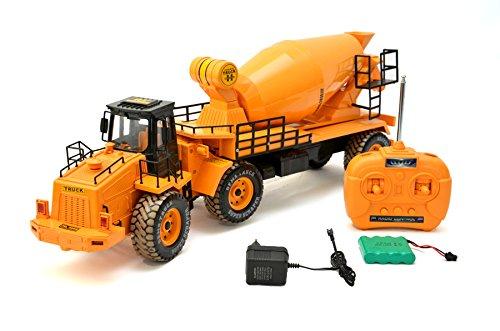 RC Auto kaufen Baufahrzeug Bild 3: RC Truck 4 Kanal LKW Betonmischer