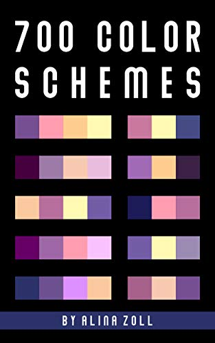 700 Color Schemes: Reference Book for Artists, Graphic Designers ...