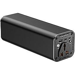XINGDOZ Powerbank Batterie Externe AC 20000mAh 100W Chargeur Portable avec Port USB Universel Chargeur de Voyage pour MacBook, Ordinateurs Portables, Smartphone, Tablette, HP, Dell, Lenovo