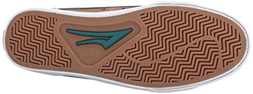 Lakai Scarpe Ellis Walnut Suede Surf Skate AI17 -