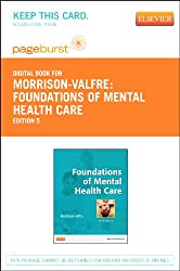 Foundations of Mental Health Care Pageburst E-book on Vitalsource Retail Access Card