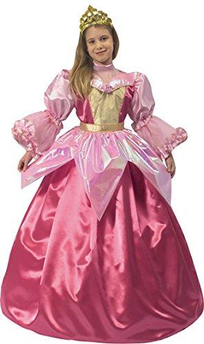 Ciao - principessa sogno rosa 3 in 1 costume bambina, 8-10 anni