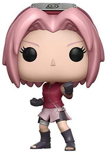 Funko- Sakura Figura de Vinilo, colección de Pop, seria Naruto Shippu