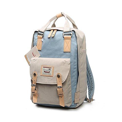 LIYULI Damen Outdoor Rucksack Mode Schulrucksack für Mädchen Backpack Rucksack Schulrucksack rucksäcke mit Laptopfach für Camping Outdo...
