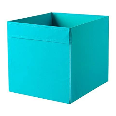 IKEA DRÖNA Box in türkis (33x38x33cm); passend für EXPEDIT Regal