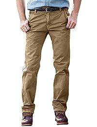4d0a1723bc8b4d JaHGDU Pantaloni Tattici Casuali degli Uomini dell'Esercito di  Combattimento tattico dell'Esercito degli Uomini Pantaloni all'aperto  Attillati di…