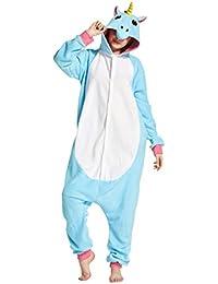 Hstyle Unisex Adulto Onesie Anime Kigurumi Trajes Disfraz Cosplay Animales Pijamas Pyjamas Ropa De Dormir
