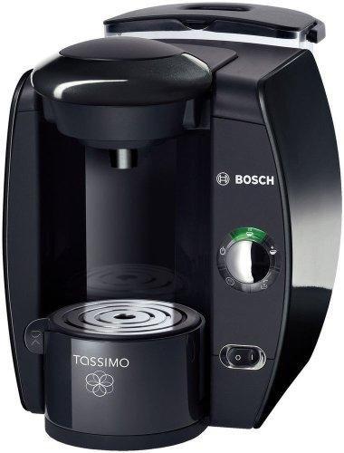 Bosch Tassimo Fidelia T40- Máquina de bebidas calientes, Negro