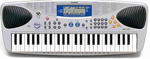 Casio MA-150 Music Keyboard,Power Adapter, With Heavy Bag (Taal Pack)