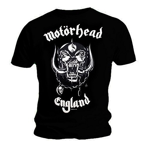 Official Motorhead T Shirt Everything Louder