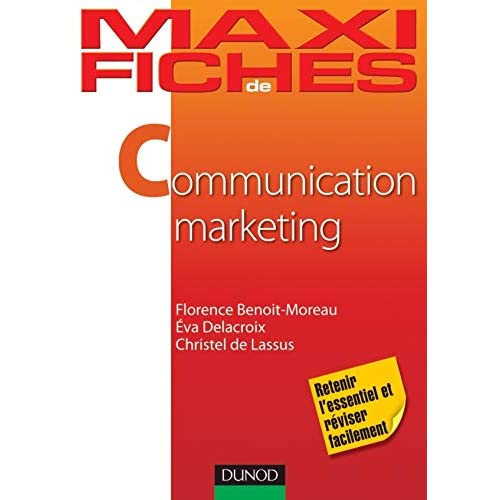 Maxi Fiches de Communication marketing