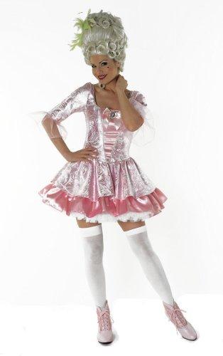 Marie-Antoinette-Kostüm Königin Pink-L (EU (Antoinette Kostüm Marie Königin)