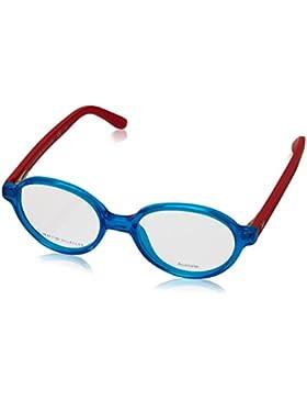 Tommy Hilfiger Brillen Für Kinder 1339 H8K, Fluo Blue / Red Kunststoffgestell
