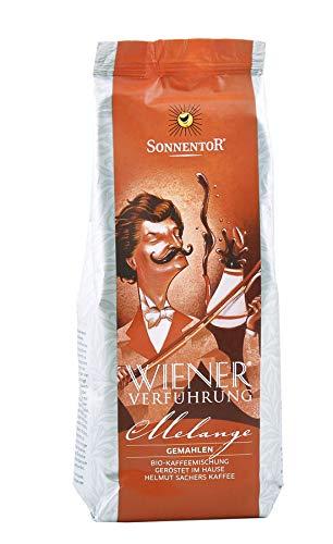 Sonnentor Bio Melange Kaffee gemahlen Wiener Verführung bio (2 x 500 gr)
