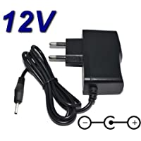 Top cargador® Adaptador alimentación cargador 12 V para tensiómetro pico Indolor ...