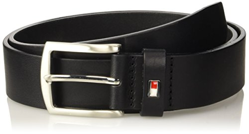 Tommy Hilfiger Am0Am01003, Cintura Uomo, Nero (The Black 901), 95
