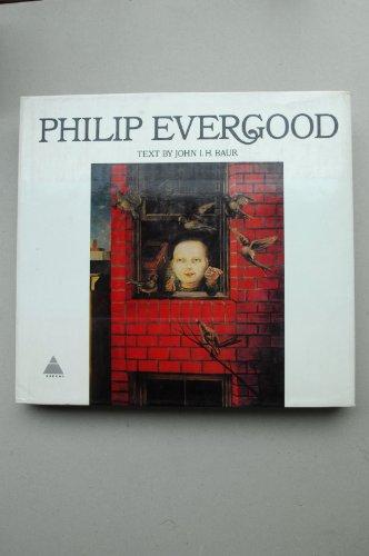 Philip Evergood / text by John I. H. Baur