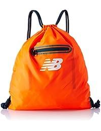 b5b99433b86 New Balance Polyester 20 inches Alpha Orange Drawstring Bag (NTBGYMB6)