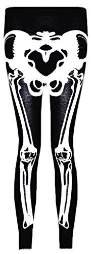 Generic - Robe - Moulante - Femme noir noir 38 Black Leggings