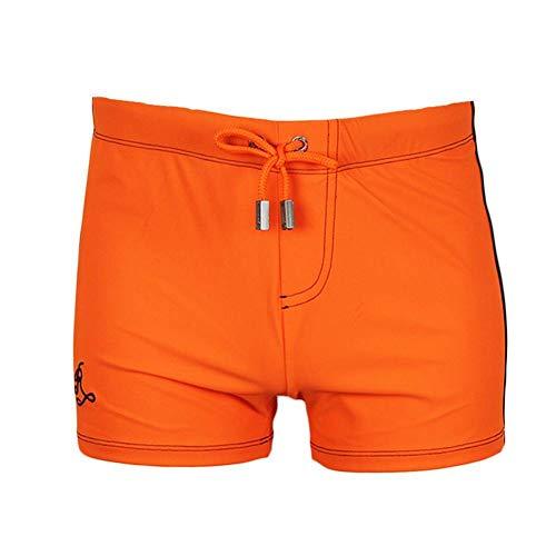 Ramatuelle BORNEO Herren Badehose Orange (L)