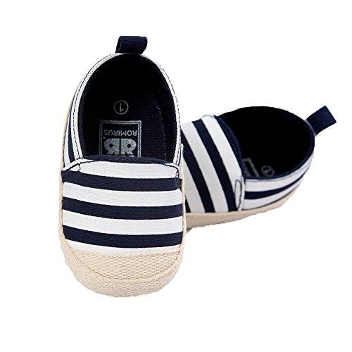 Fire Frog  Baby Mary Jane Shoes, Baby Mädchen Lauflernschuhe Blau