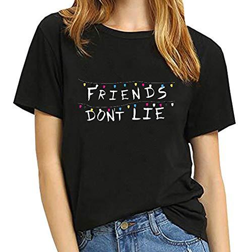 Camiseta Stranger Things Niña