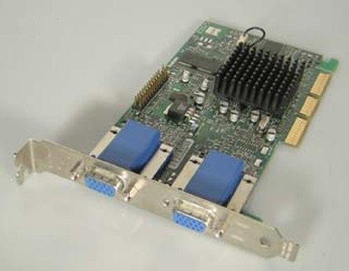 Matrox Millenium G45+MDHA16DLE MDHA16DLE 16 MB Grafikkarte AGP Dual VGA Z139 -