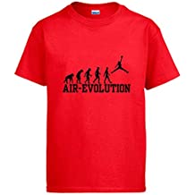 Camiseta Air Jordan Evolution
