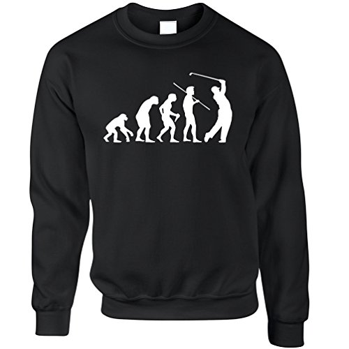 evolution-of-a-golfer-golfing-range-golf-sweatshirt-jumper-cool-funny-gift-present-unisex-fit