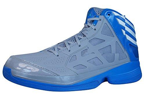Adidas - Crazy Shadow - Color: Azzuro-Grigio - Size: 42.0