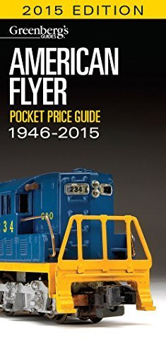 american-flyer-pocket-price-guide-1946-2015-greenbergs-guides-by-kalmbach-books-2014-paperback