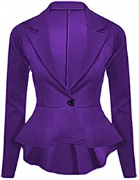 Find Purple women's blazers at ShopStyle. Shop the latest collection of Purple women's blazers from the most popular stores - all in one place.