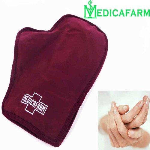 Medicafarm - Guanto anti-artrite, utilizzabile in