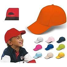 Subito disponibile Cappello cappellino berretto bambino bambina in cotone  con visiera rigid 74bd676fc908