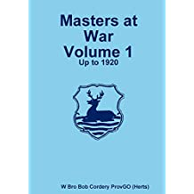 Masters at War Volume 1