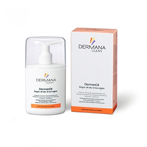 DERMANA DERMANOIL 200ML