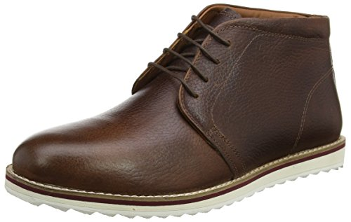 Red Tape Men's Denford Chukka Boots, Brown (Milled Tan), 10 UK 44...