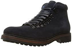 Kenneth Cole REACTION Mens Climb the Rope Winter Boot, Midnight Navy, 11 M US