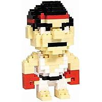 Paladone PP2384SF - Street Fighter Pixel Bricks Ryu