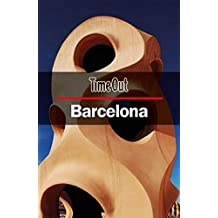 Time Out Barcelona Travel Guide: City Guide with pull-out map (Time Out City Guides)
