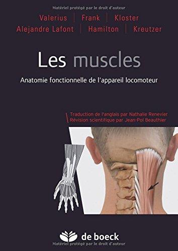 Les muscles par Klaus-Peter Valerius