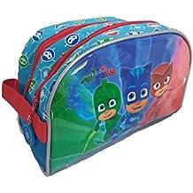 PJ Masks Winter Heroes Neceser de Viaje, 26 cm, 4.99 Litros, Multicolor