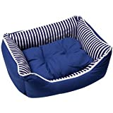 Bild: Kuscheliges Hundebett  Katzenbett inklusive Wendekissen  511935