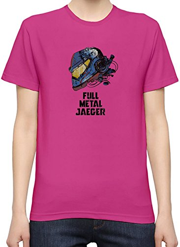 full-metal-jaeger-t-shirt-per-donne-xx-large